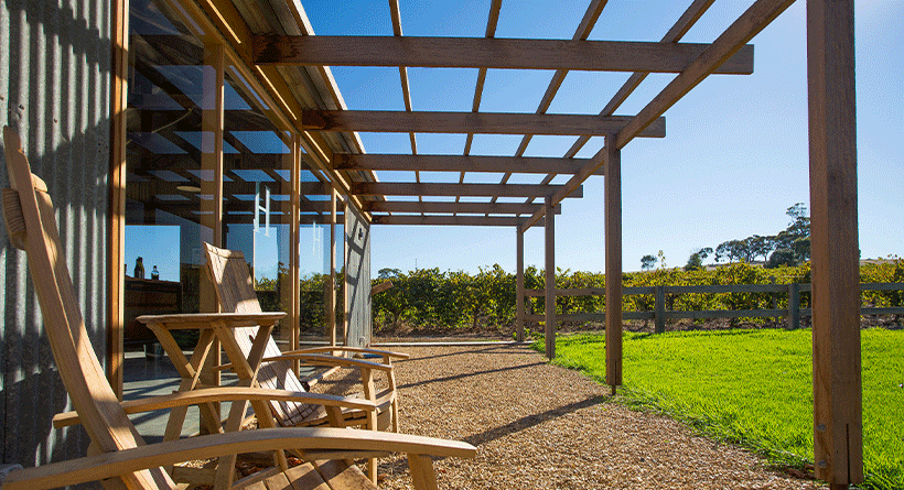 Hayes Family Wines Cellar Door