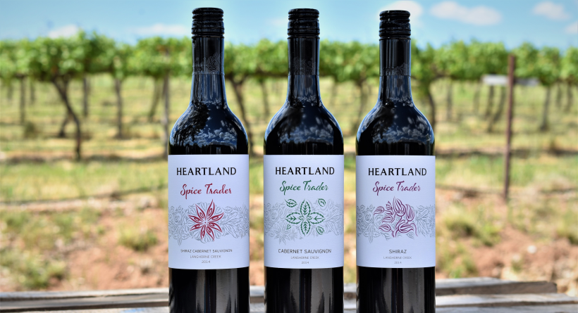 Heartland Wines Bottles
