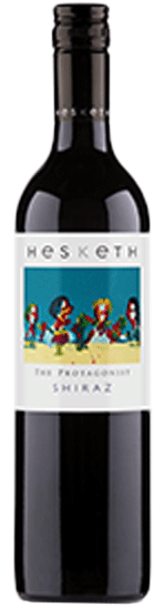 Hesketh Protagonist Shiraz
