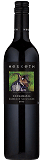Hesketh Thirsty Dog Cab Sauv 2012
