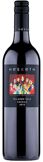 Hesketh Usual Suspects MV Shiraz 2010