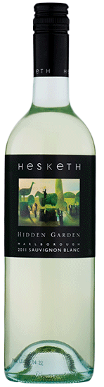 Hesketh Hidden Garden Sav Blanc 2011