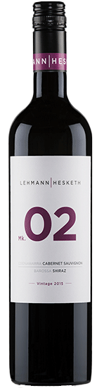 Lehmann Hesketh MK 02 Cab Sav Shiraz 2015