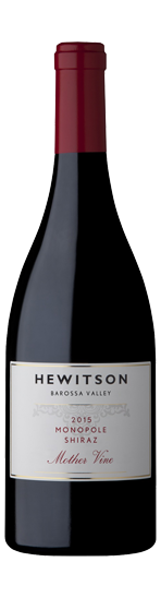 Hewitson 2015 Monople Shiraz Mother Vine
