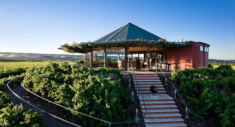 Hugh Hamilton Wines Cellar Door
