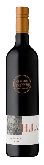 Olivers Taranga Vineyards HJ McLaren Vale Shiraz