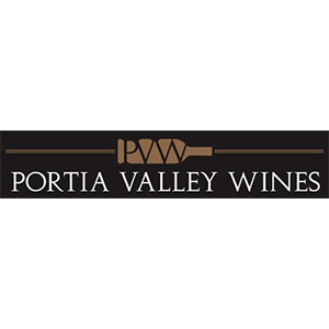 Portia Valley Wines logo