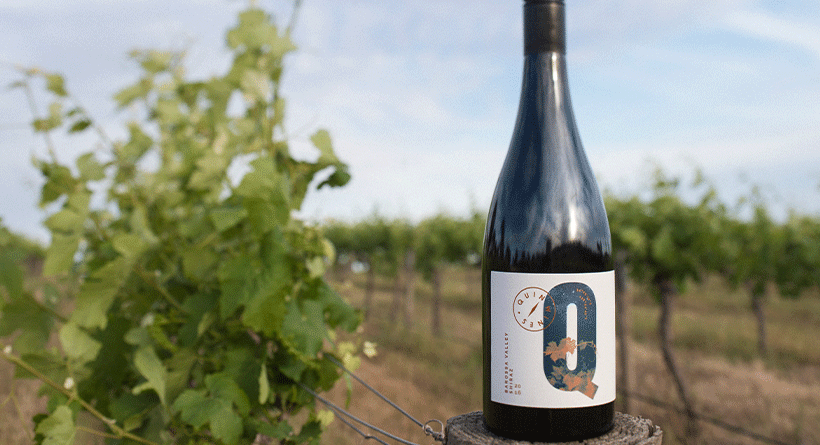 Quin Wines Shiraz