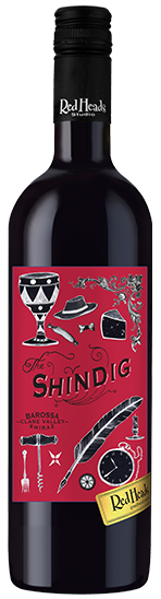 Redheads wine the Shindig 2016