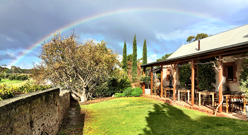 Samuel's Gorge Cellar Door