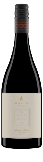 Brother John May Reserve Release Shiraz - Sevenhill Cellars
