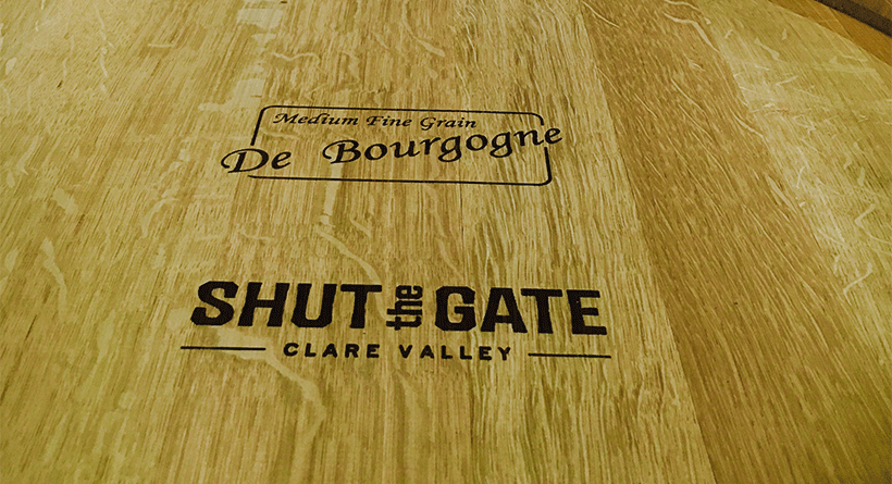 Shut the Gate Winery