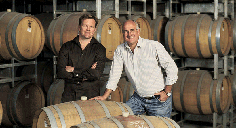 St Hallett Winemakers
