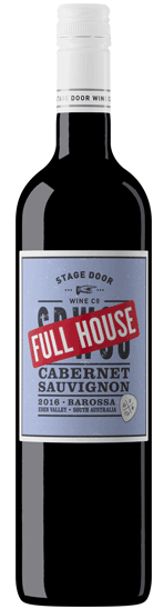 Stage Door Wine Co Full House Barossa Cabernet Sauvignon