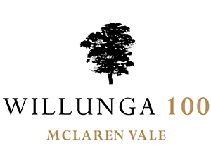 Willunga 100 logo