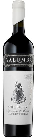 Yalumba The Caley Coonawarra Barossa Cabernet Shiraz