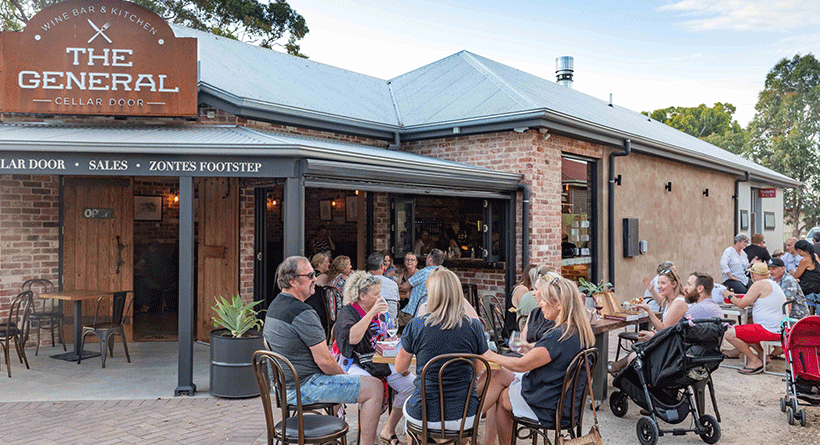 Zonte's Footstep Cellar Door