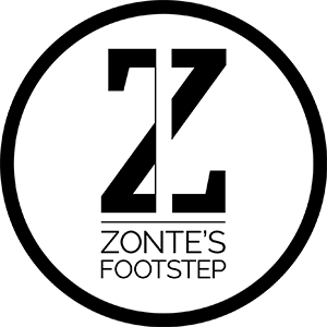 Zonte's Footstep logo