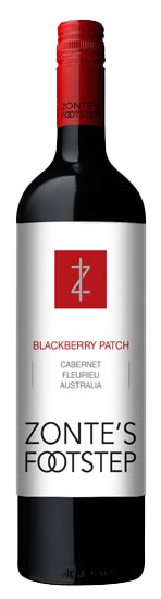 Zontes Footstep Blackberry Patch Fleurieu Cabernet