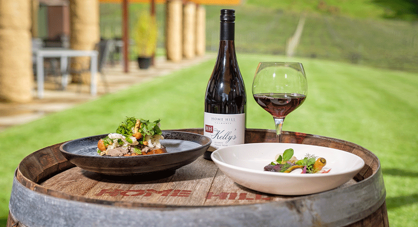Home Hill Cellar Door