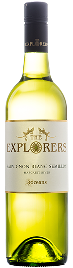 2013 3 Oceans The Explorers Sauvignon Blanc Semillon