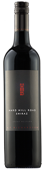 ATR Wines Hard Hill Road Shiraz