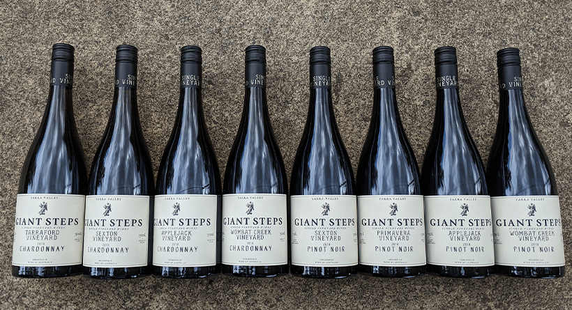 Giant Steps Single Vineyard Range