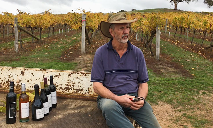 /sitecore/media library/WC/Wineries/VIC/G/GL/Peter Fyffe Glenwillow Wines owner and winegrower  Penny Fyffe