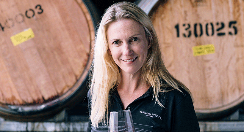 McPherson Wines Winemaker