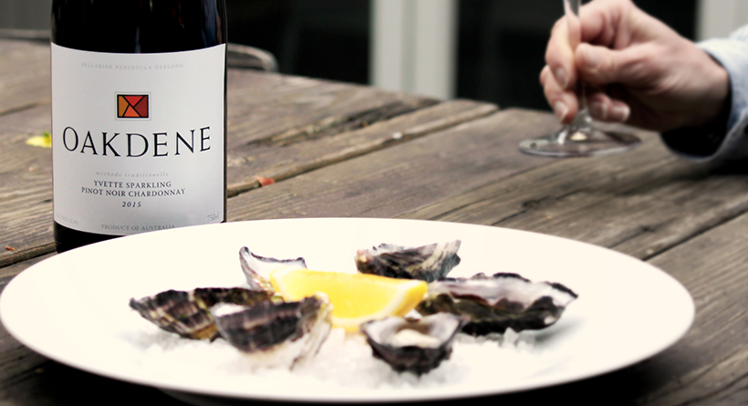 Oakdene wine and oysters