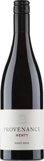 Provenance Wine | Henty Pinot Noir | Halliday Wine Companion