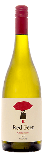 Red Feet King Valley Chardonnay 2017
