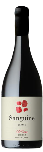 Sanguine Estate DOrsa Heathcote Shiraz