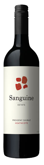 Sanguine Estate Progeny Shiraz