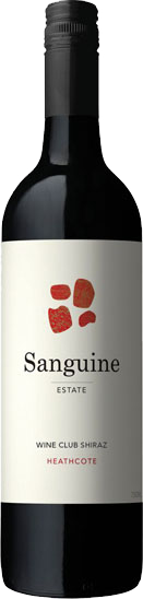 Sanguine Estate Wine Club Shiraz