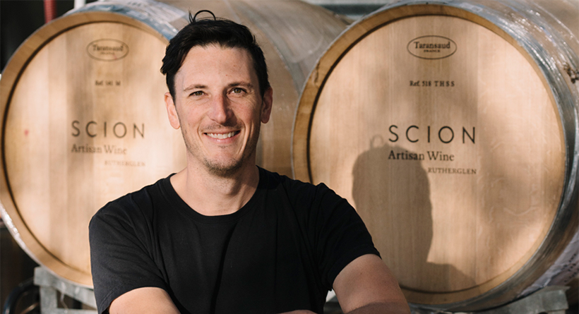 Scion winemaker