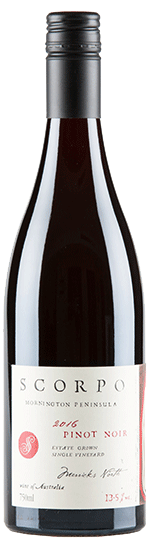 Scorpo Wines Estate Pinot Noir