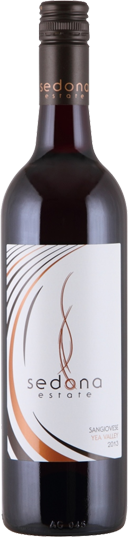 Sedona Estate SANGIOVESE-2013 | Halliday Wine Companion