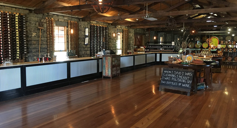 St Anne's Vineyard Cellar Door