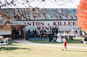 Stanton and Killeen Winery