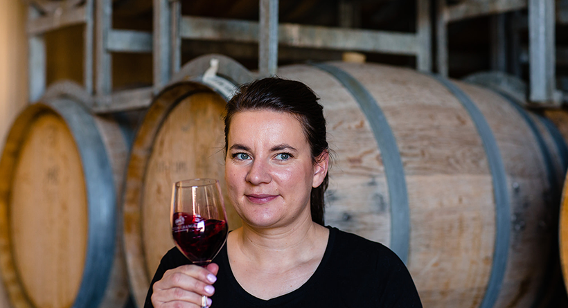Sutton Grange winemaker