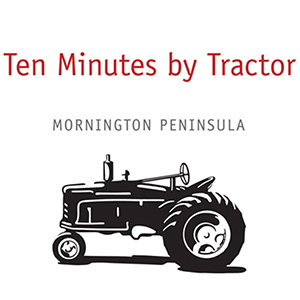 Ten Minutes by Tractor logo
