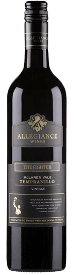 Allegiance The Fighter Tempranillo