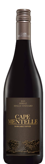 Cape Mentelle Shiraz SINGLE VINEYARD 2015
