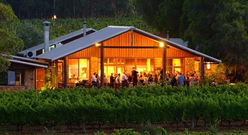 Cullen Wines venue hosting event