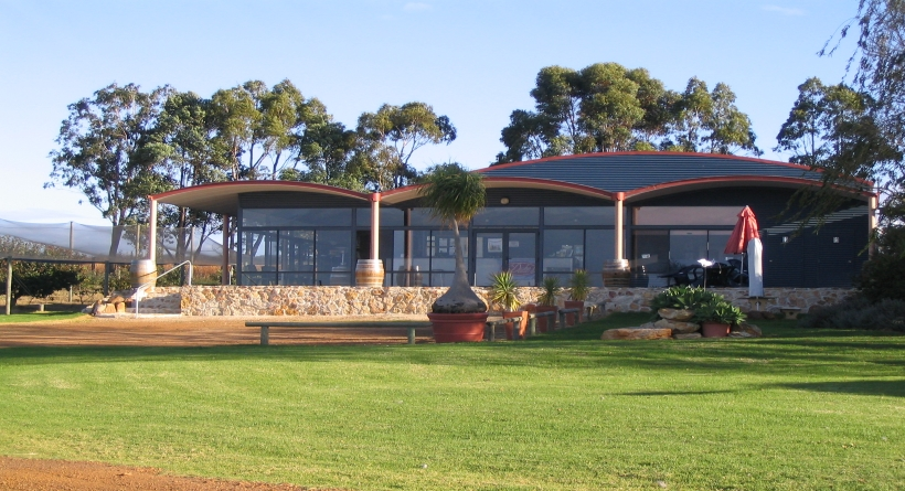 Duke's Vineyard Cellar Door