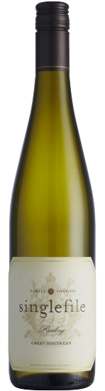 2011-2018 Singlefile Porongurup or Great Southern Riesling