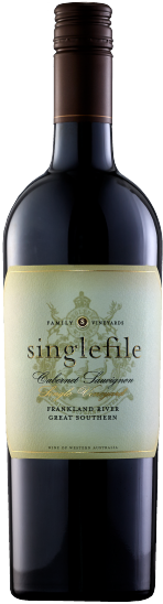 Singlefile Single Vineyard Frankland River Cabernet Sauvignon