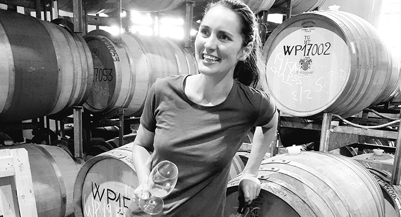 Willoughby Park winemaker