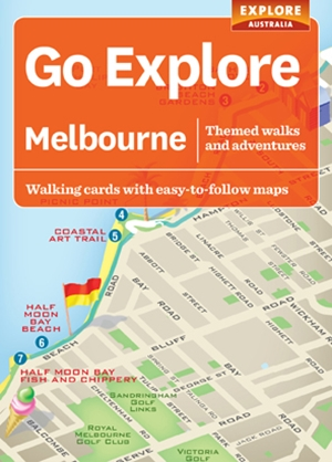 Go Explore Melbourne Cards
